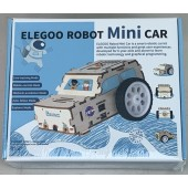 Elegoo Robot Mini Car Kit for 6-year-olds and up