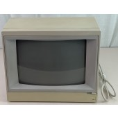 Vintage 1991 AppleColor Composite Monitor IIe (A2M6021) - Tested