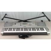 Yamaha 61-Key Portable Electronic Keyboard (PSR-e313) w/ Stand