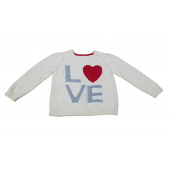 GAP Baby Infant LOVE HEART Sweater  6-12, 12-18, 18-24 Month
