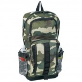 Extreme Pak™ Camouflage Backpack Day Pack